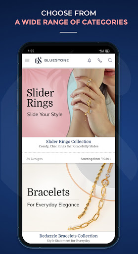 BlueStone Jewellery Online android2mod screenshots 2