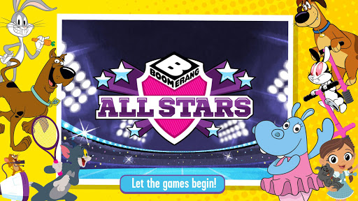 Boomerang All-Stars: Tom and Jerry Sports 2.2.5 Screenshots 1