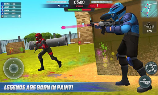 paintball legend screenshot 1