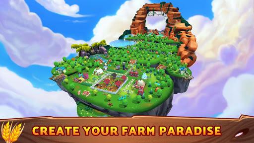 Harveston - Island in the Sky: The Farm Simulator screenshots 24