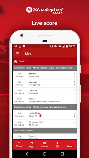 Stanleybet Sport 0.9.5 Screenshots 2