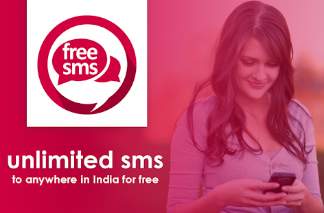 FREESMS - Unlimited Free SMS Screenshot
