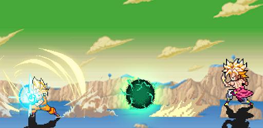 DBZ : Super Fighters apkpoly screenshots 1