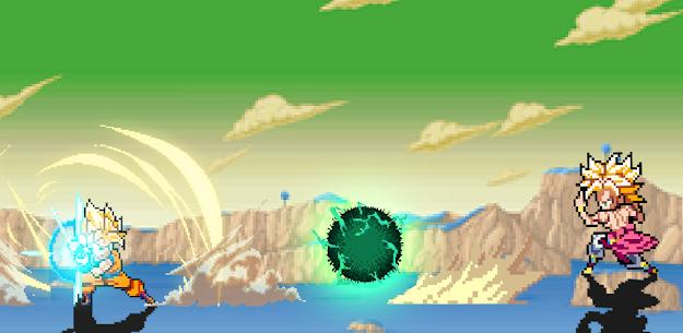 DBZ : God of Saiyan Fighters Mod Apk 1.0.1 1