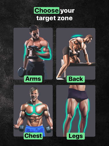 ProFit: Gym & Home Workout 2.5.1 Screenshots 10