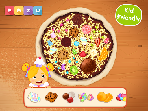 Pizza maker - cooking and baking games for kids 1.14 Screenshots 7