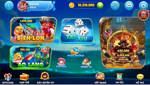 Vua Cu01b0u1edbp Biu1ec3n - Ban Ca 3D 1.5 Screenshots 1