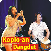 App Icon for Koplo-an Dangdut Hits 2018 App in Greece Google Play Store