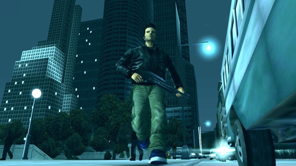 Grand Theft Auto III poster 4
