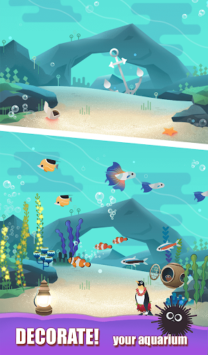 Puzzle Aquarium apkdebit screenshots 15