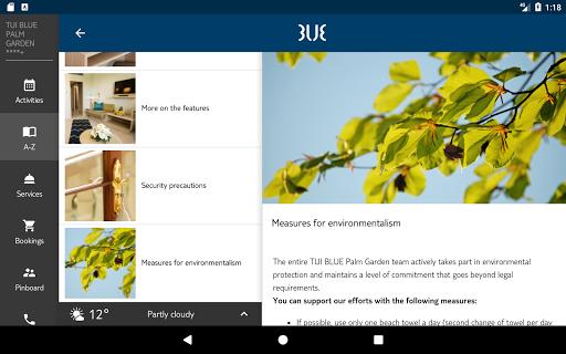 BLUE App 3.21.0 Screenshots 8