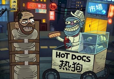 Troll Face Quest  Horror Apk Download NEW 2021 4