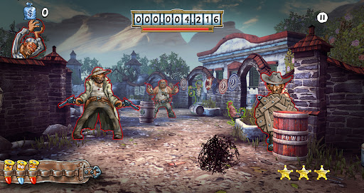 Mad Bullets: The Rail Shooter Arcade Game screenshots 7