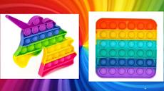 ポップして シンプル ディンプル: そわそわ おもちゃ 満足 ゲームのおすすめ画像4