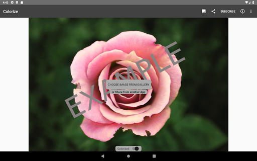 Colorize Images android2mod screenshots 9