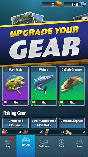 TAP SPORTS Fishing Game  screenshots 22
