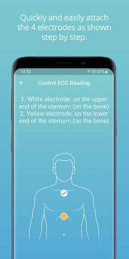 CardioSecur Active screenshot 1