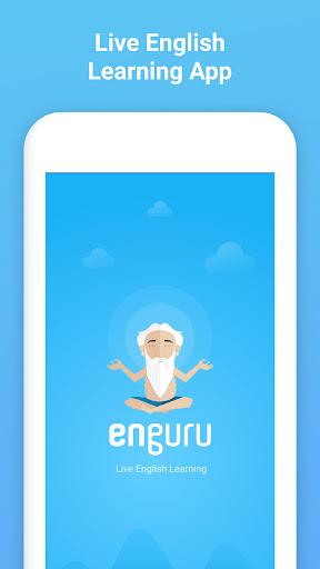 enguru Live English Learning | Speaking | Reading apktram screenshots 1