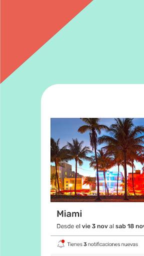 Despegar: vuelos, hoteles y paquetes  screenshots 1