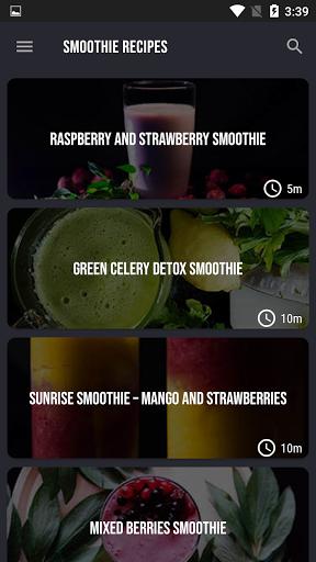 Foto do Smoothie Recipes