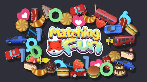 Matching Fun: Match Triple 3D Games  screenshots 1