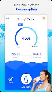 Water Reminder - Water Tracker & Drinking Reminder
