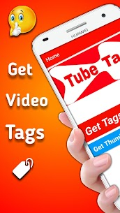 Tube Tags – Best Tags Finder and Thumbnail Downloader 1