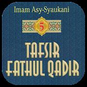 Tafsir Fathul Qadir Jilid 5