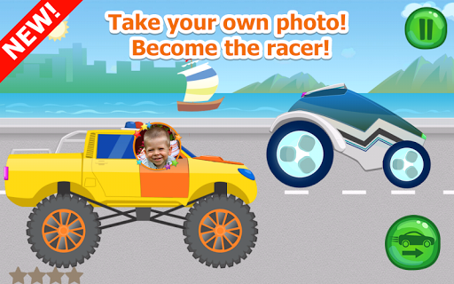 Racing games for toddlers  screenshots 2