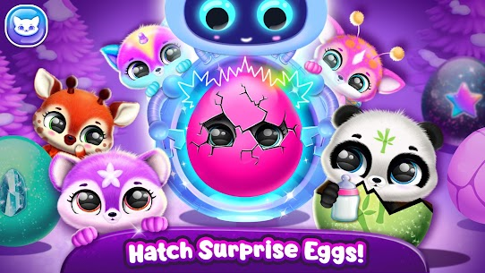 Fluvsies Pocket World – Pet Rescue & Care Story (MOD, Unlimited Money) For Android 4
