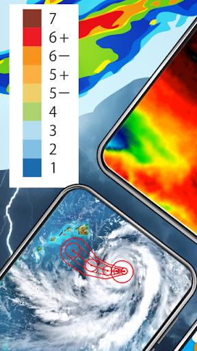 Weather Home - Live Radar Alerts & Widget  screenshots 1