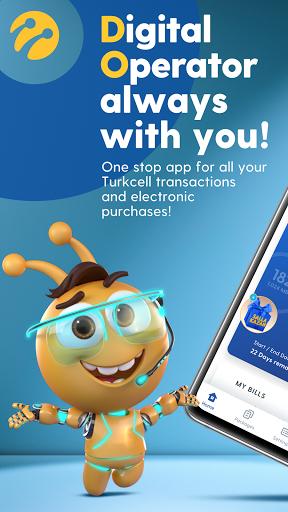 Turkcell Digital Operator - Transaction & Shopping android2mod screenshots 1
