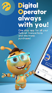 Turkcell Digital Operator – Transaction & Shopping 1