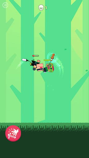 Supreme Fighters  screenshots 4