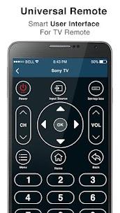 Remote Control for All TV Premium MOD APK 4