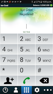 Ice Cool Dialer
