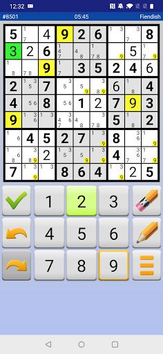 Sudoku 10'000 Free 8.2.1 screenshots 3