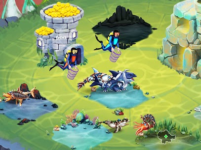 Idle Sea Monsters Mod Apk 13.16 (Mod Menu) 4