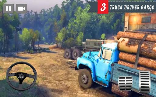 Cargo Truck Driver 2021 - Truck Driving Simulator 1.3 Screenshots 3