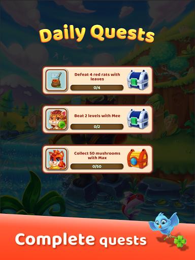 Cat Heroes: Puzzle Adventure 45.5.1 screenshots 18