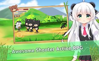 Pandaclip: The Black Thief - Action RPG Shooter