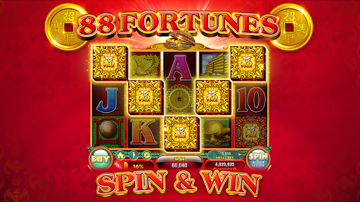 88 Fortunes Casino Games & Free Slot Machine Games 4.0.00 screenshots 1