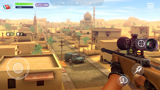 FightNight Battle Royale: FPS Shooter 0.6.0 screenshots 9