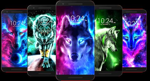 Wolf Wallpaper HD 13 Screenshots 1
