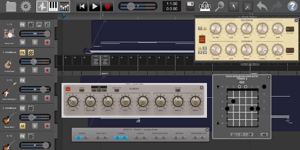 Recording Studio Pro Plus 7.0.2 Screenshots 10
