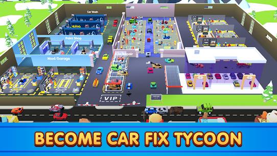 Free Car Fix Tycoon Apk Download 2021 4