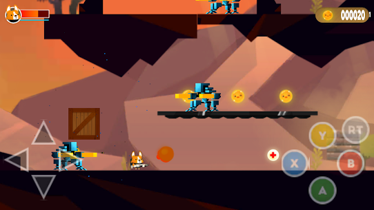 Corgi on Mountains Game Hack Android and iOS 3