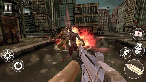 Dead Monster Attack - Zombie Outbreak  screenshots 4