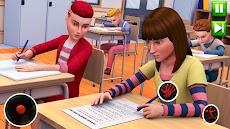 高 学校 先生 シミュレーター 仮想 学校 ゲームのおすすめ画像2