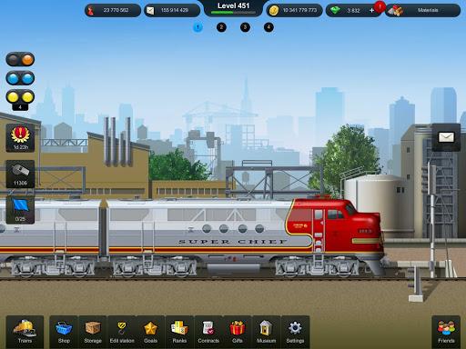 Train Station: Railroad Transport Line Simulator Apkfinish screenshots 24